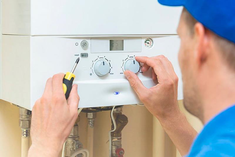 instalar una caldera de gas en casa