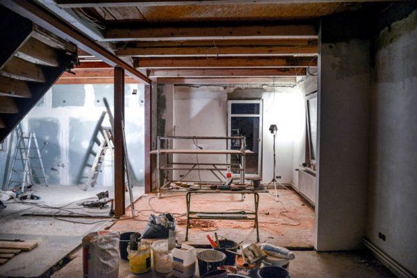 rehabilitación de una vivienda antigua