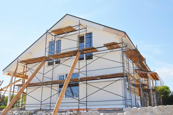 rehabilitar una fachada de un edificio